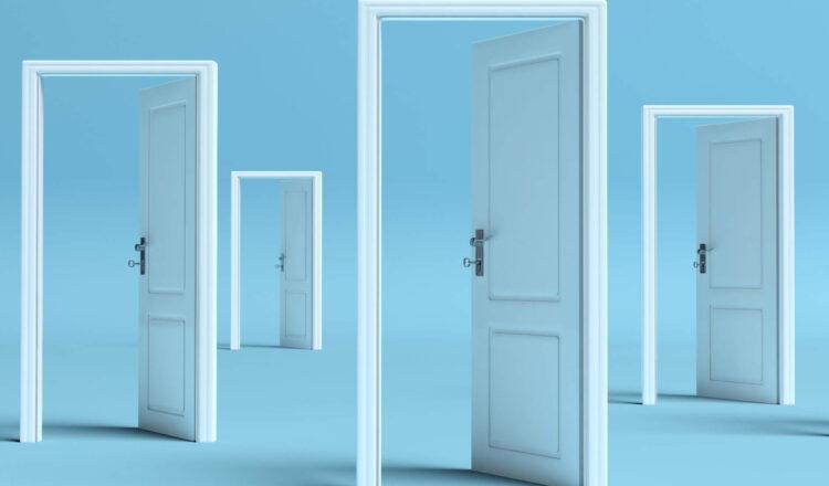 Jak dobrać ościeżnice do drzwi