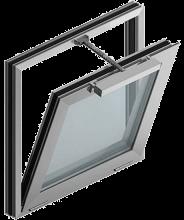 Okna i klapy oddymiające