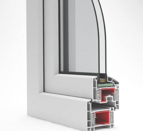 okno pcv warmic