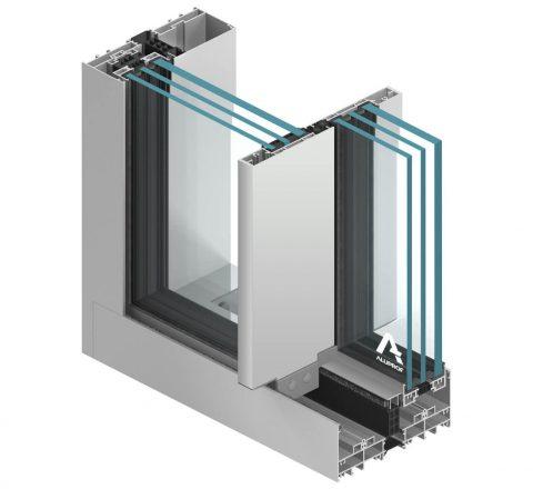 systemy aluminiowe